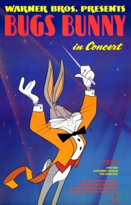 Bugs Bunny conductor