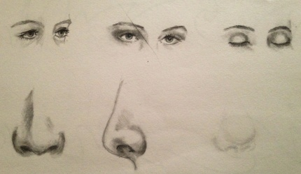 Studying facial expressions