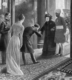 (Queen Victoria)