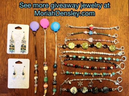 kots giveaway jewelry