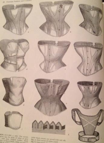 corsets 1869